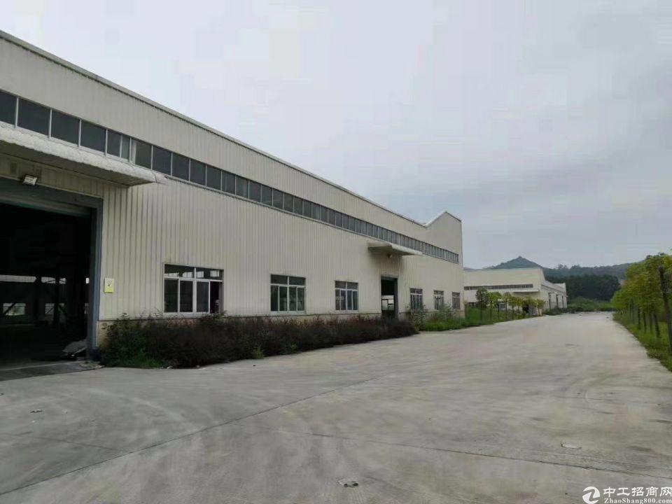 惠阳区沙田镇单一层仓库厂房出租6500平方空地大
