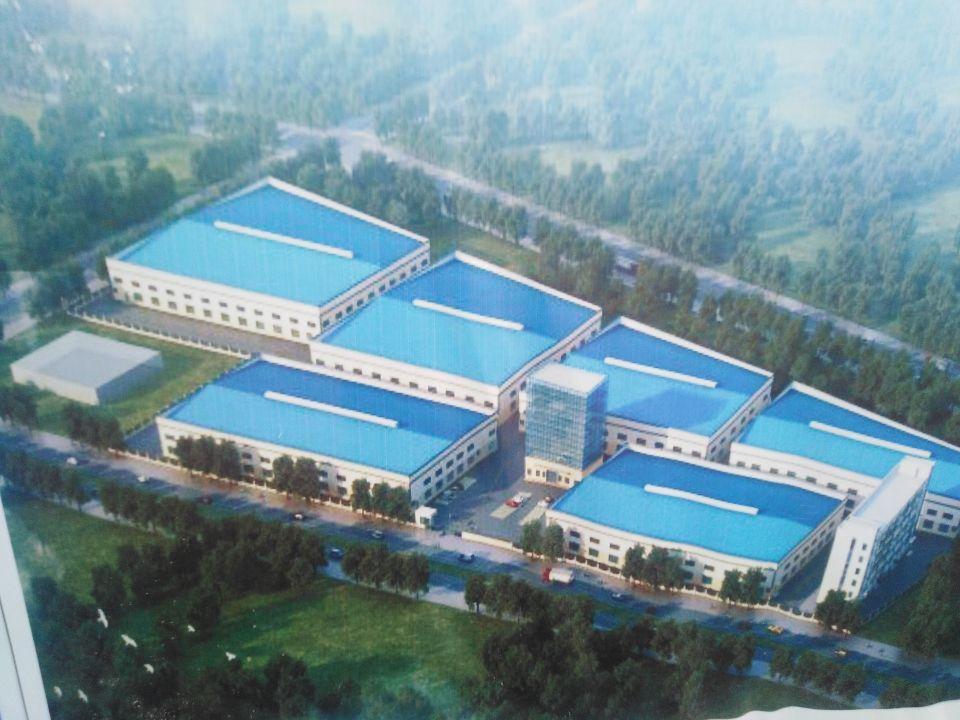 石湾国土证钢结构厂房42300平方