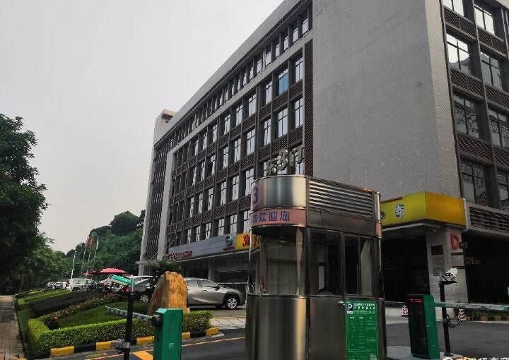 黄埔区夏园地铁口共享办公室出租200平方图片4