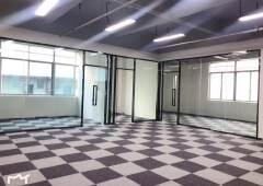 坂田地铁口精装修带家私写字楼270平45元