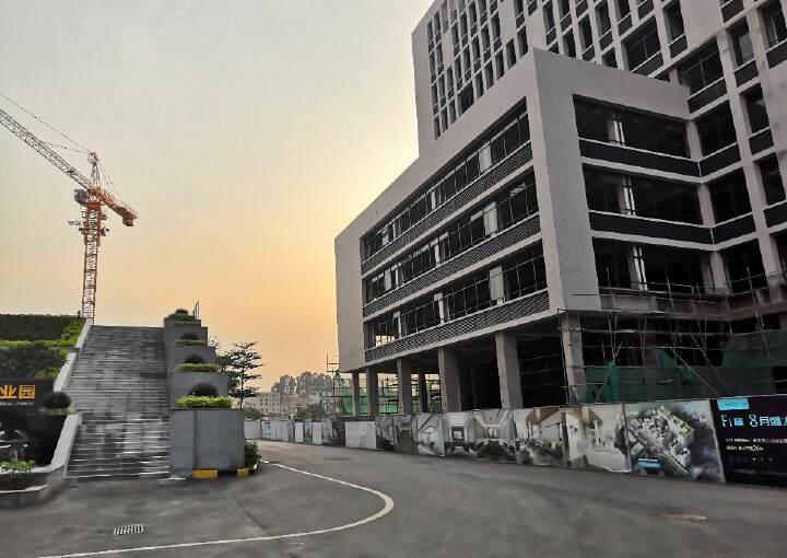 黄埔区夏园地铁口共享办公室出租200平方图片1