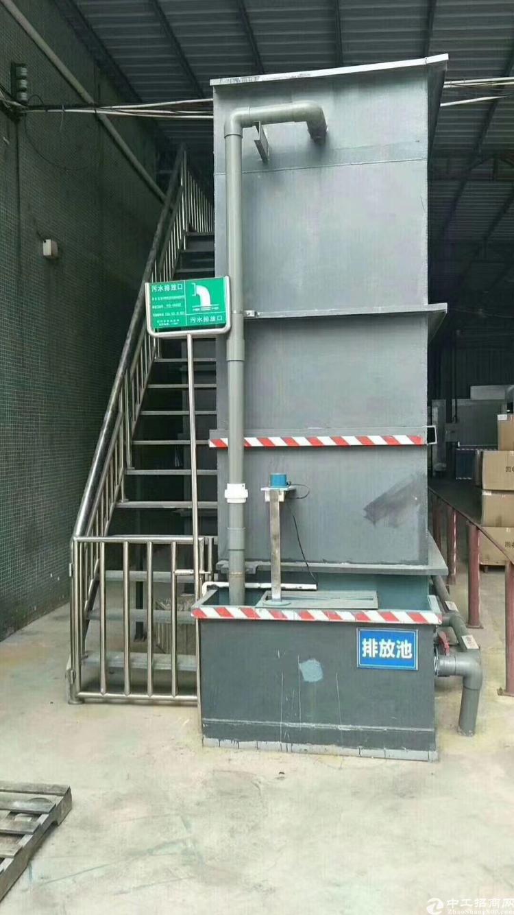 惠阳新圩电镀厂,电镀厂房四楼800平米,挂镀最好!!