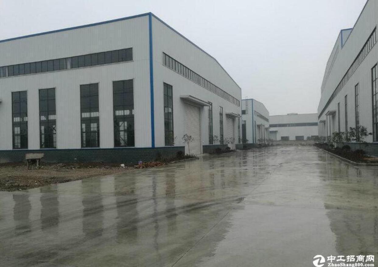 黄陂钢构厂房,大小可分,不限行业