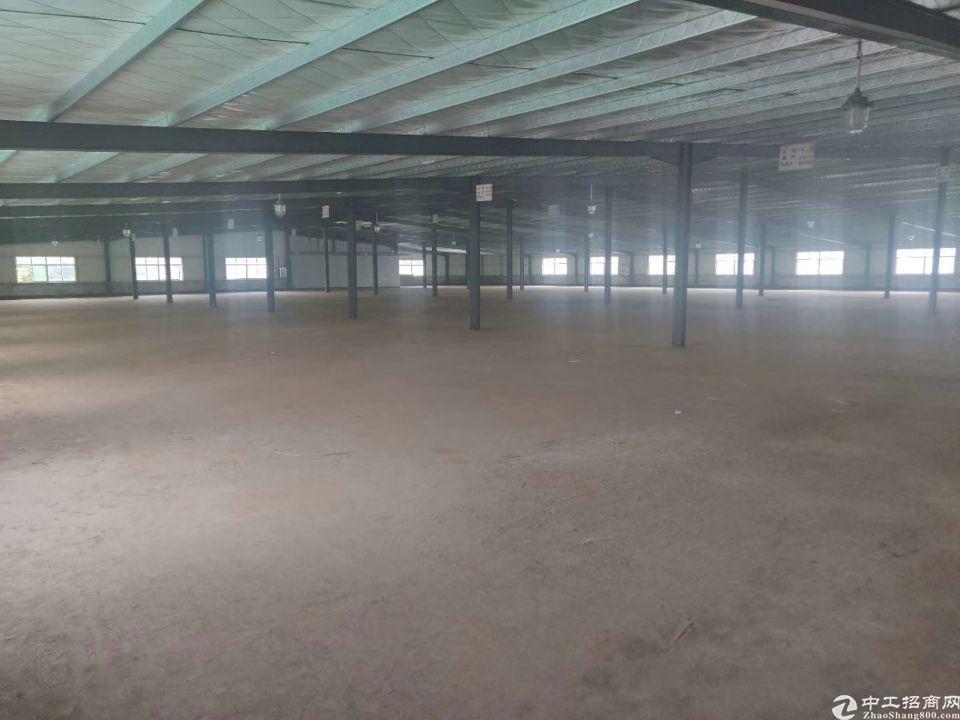 工业园内低价格适合做仓库三楼带隔热层铁皮厂房
