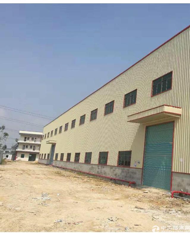 惠州沥林镇占地5577m²建筑4500m²村委厂房转