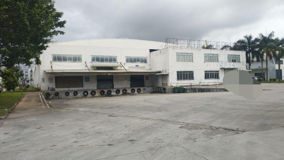 专业物流仓11800平,有卸货平台、消防喷淋、仓库或生产,合