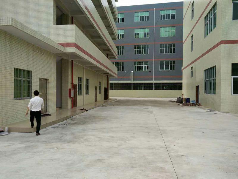 广州占地2500㎡建筑2300㎡6年回本九成新厂房出售