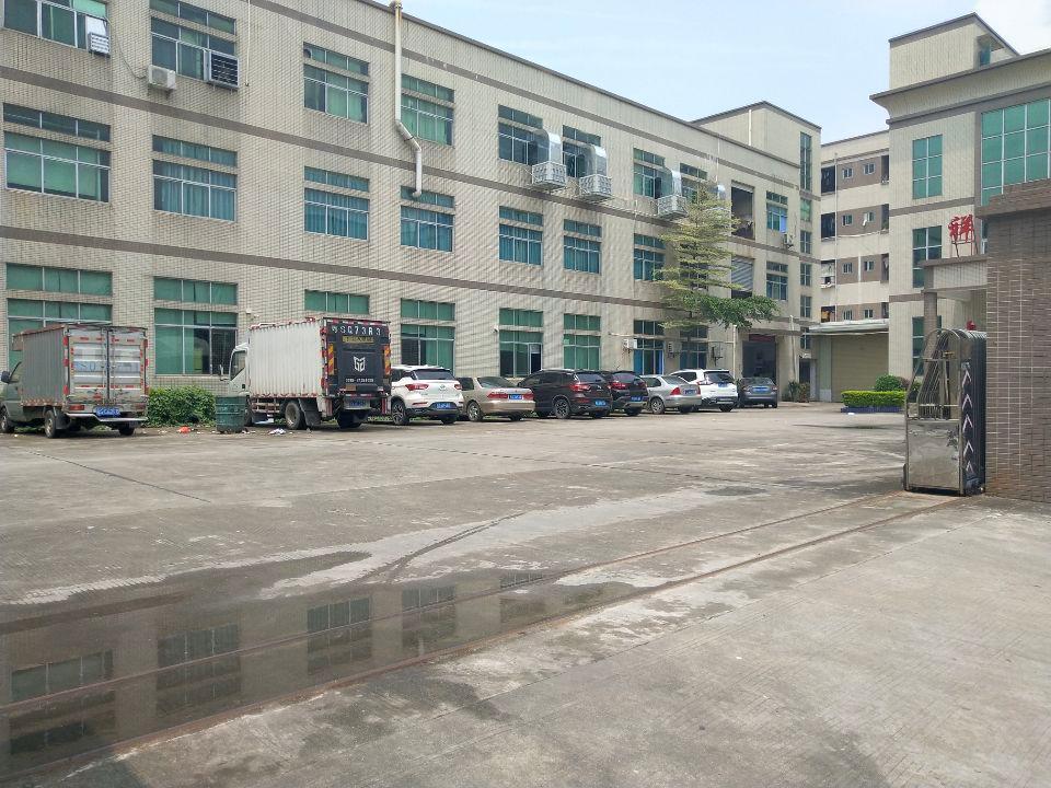 横沥独门独院标准厂房8500平方出租