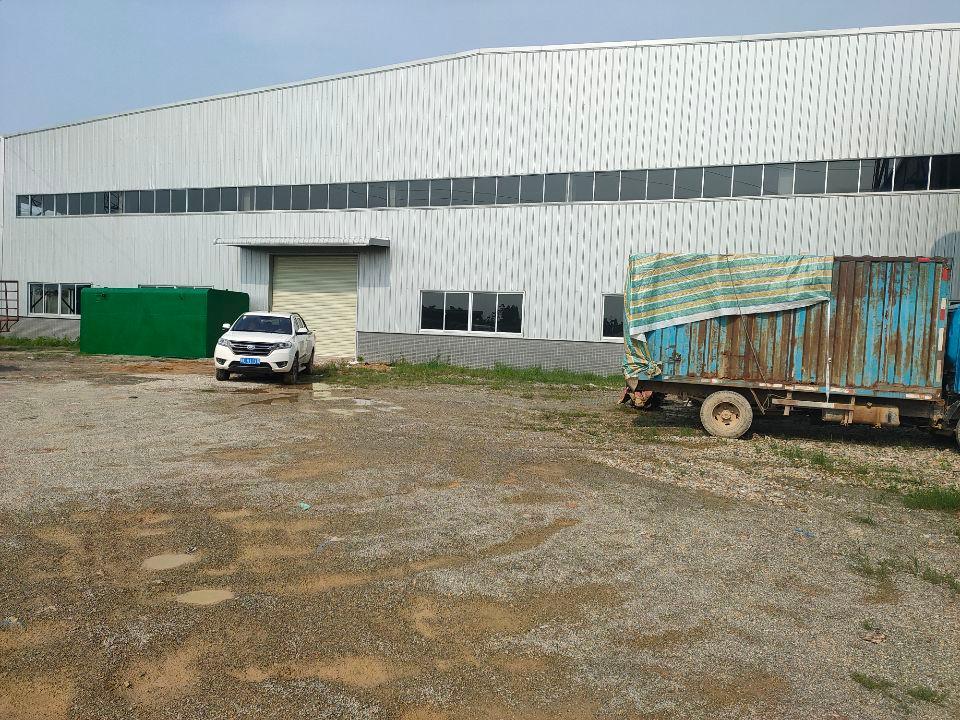独院钢构工业园区6900平证件齐全空地超大