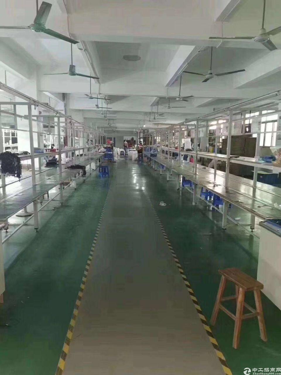 龙岗平湖机荷高速出口2楼1368平米厂房出租-图2