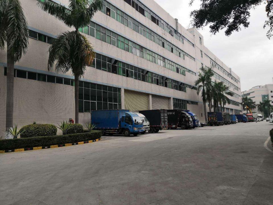 厚街镇宝屯村附近物流仓库有2000平米带卸货平台仓库出租