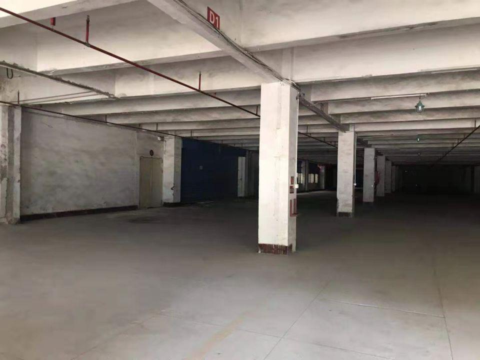清溪国企红本厂房二层独院带卸货平台出租-图2