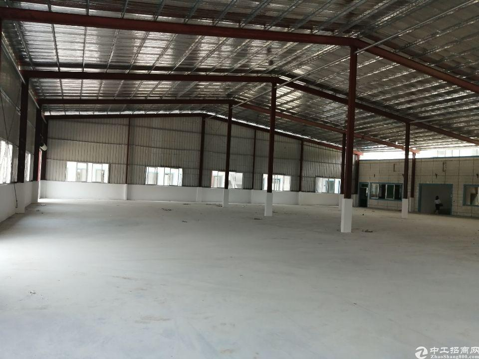 清溪镇中心区单一层钢结构空地大招工方便