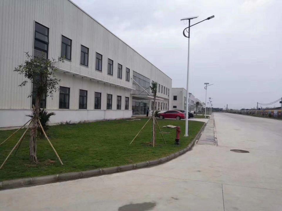 广州市增城区新出物流仓库钢结构