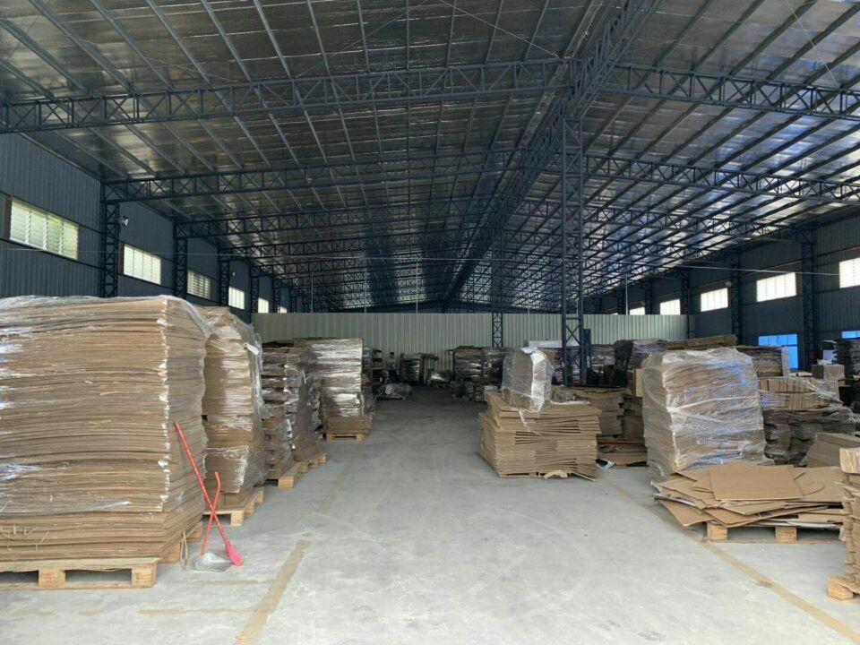 横沥镇原房东独院钢构厂房12000平