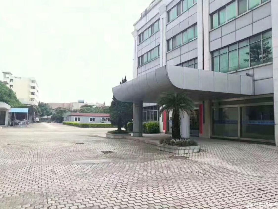 长安带红本原房东独门独院厂房13024平一楼高7米空地超大