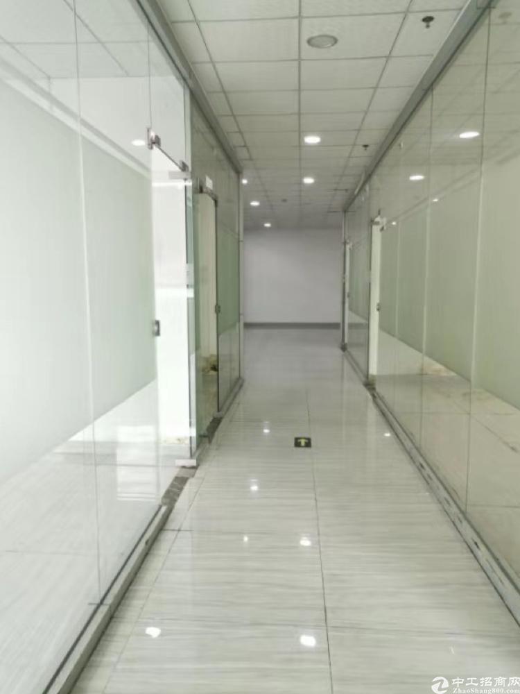 光明南光高速下村出口楼上1100平米豪华装修厂房出租