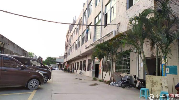 长安乌沙步步高大道新出带环评厂房2280平