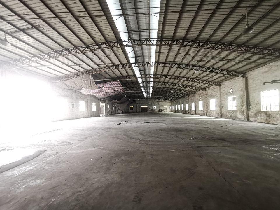 单价超便宜一体式钢结构厂房可做仓库五金加工