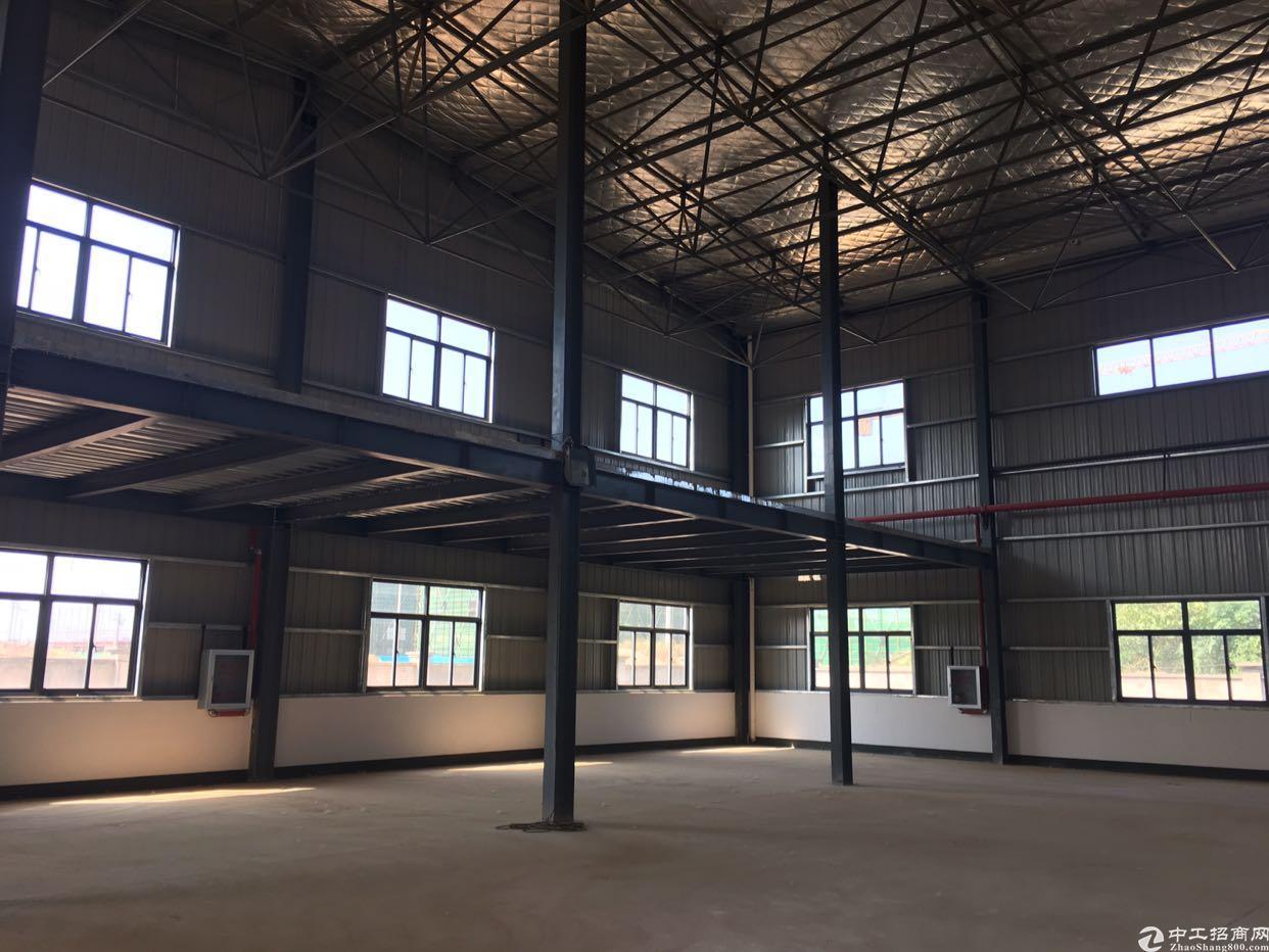 黄陂全新厂房,配套齐全,低价出租