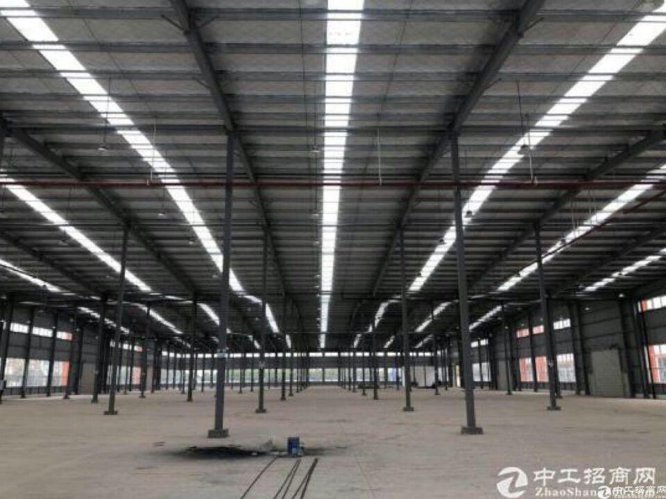 黄陂钢结构稀缺资源,带行吊,出租价格优惠欢迎来看