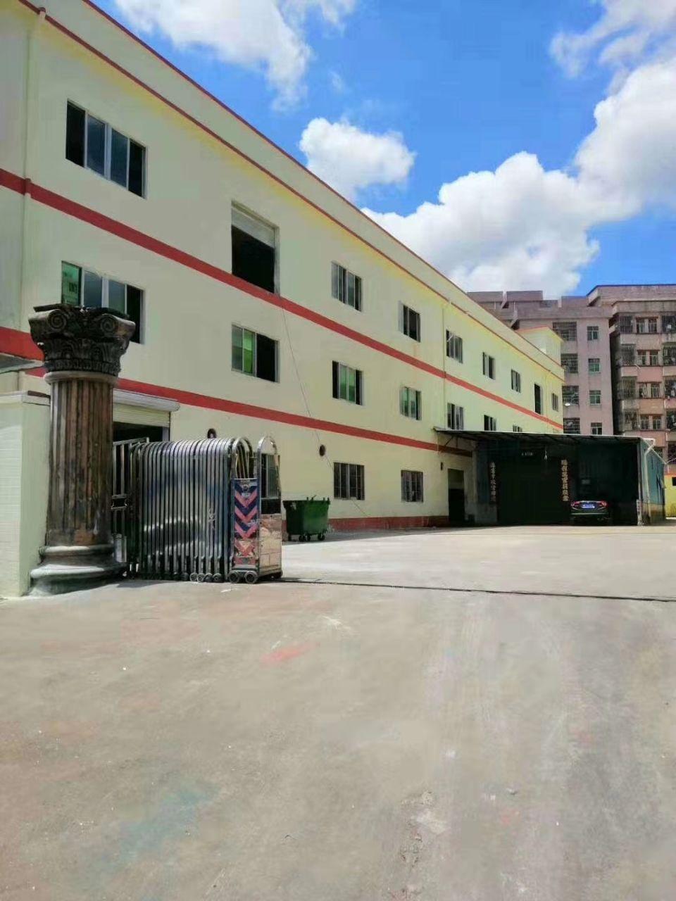秋长占地3000平方建筑6000平方标准厂房出售