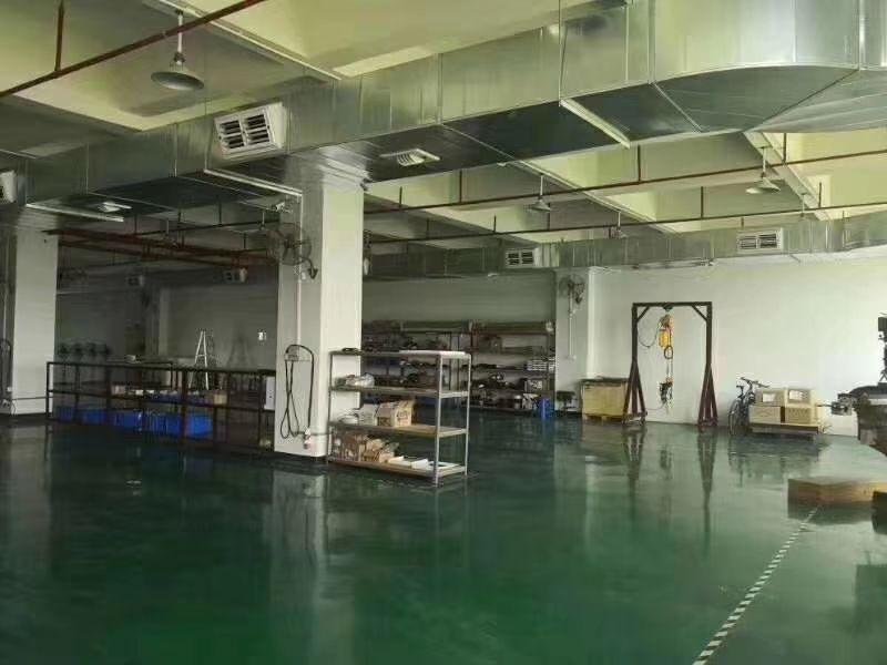 塘厦科苑城3楼厂房1250平出租