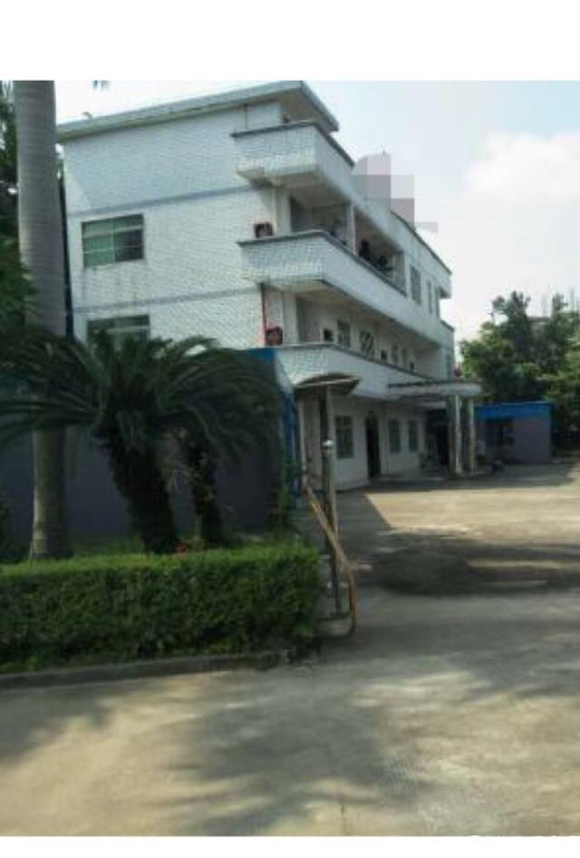 惠州长宁镇占地18000平米化工厂房