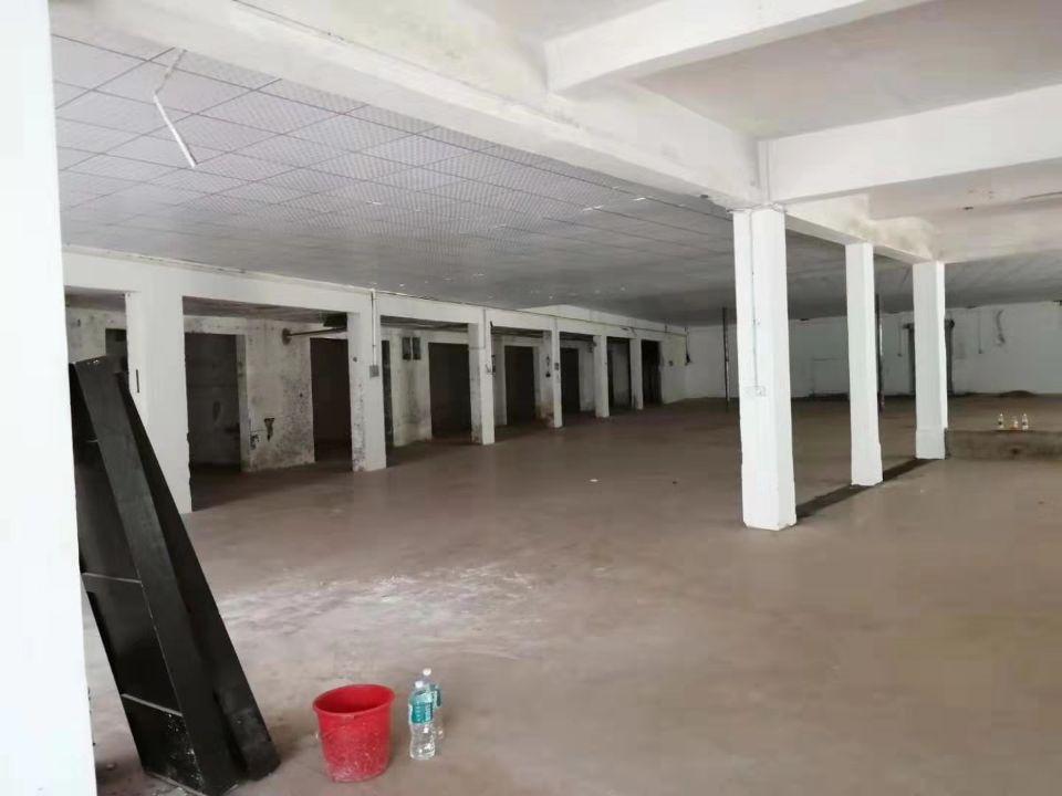 高埗镇新出原房东标准厂房一楼2000平方层高5米实际面积出租
