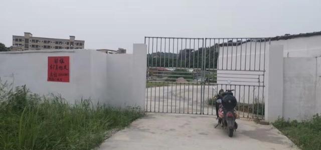 惠州市惠城区三栋镇独院铁皮+空地出租