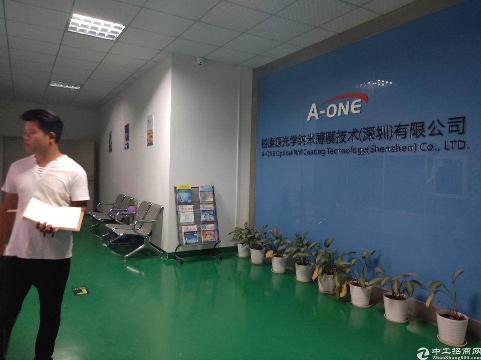 龙华大浪鑫鸿宇工业区厂房680平招租,22全包