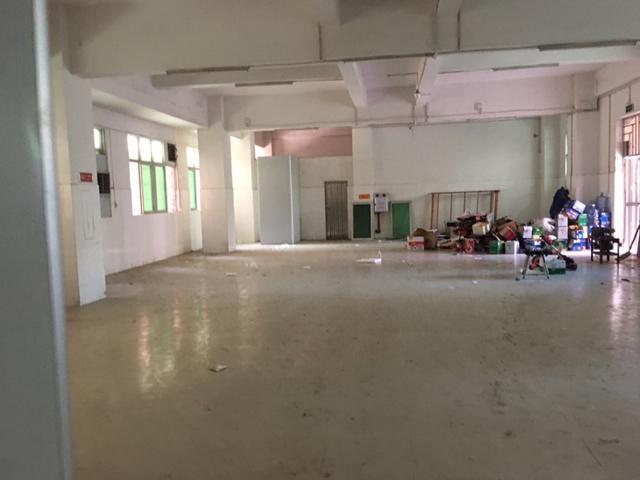 长安乌沙新出一楼900平米标准厂房