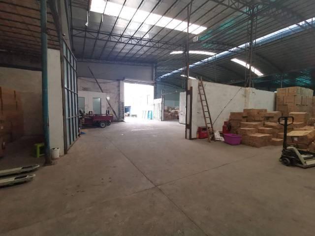 厚街镇宝塘村标准厂房2950平方出租,形象好仓库可办环评