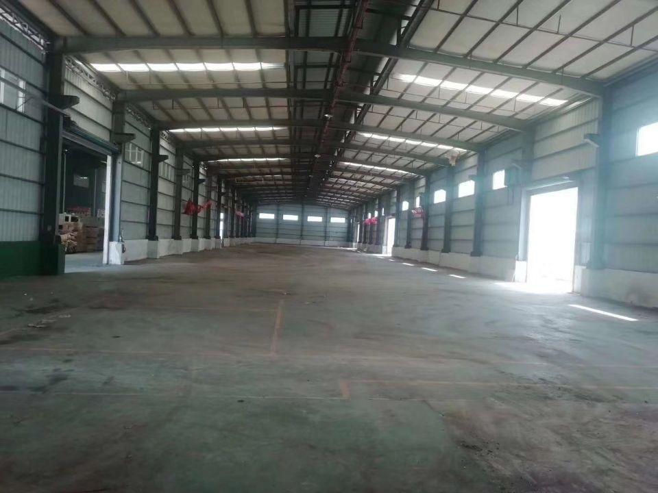 13茶山新出独院钢构厂房2500平,滴水9米