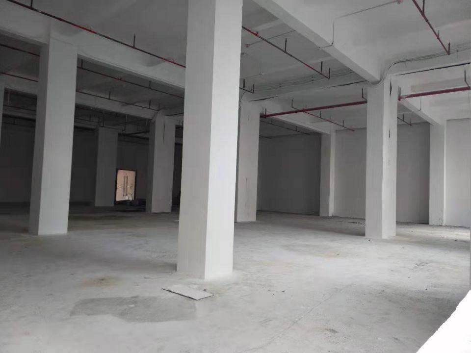 西乡黄田107国道边工业园一楼标准厂房230平方出租