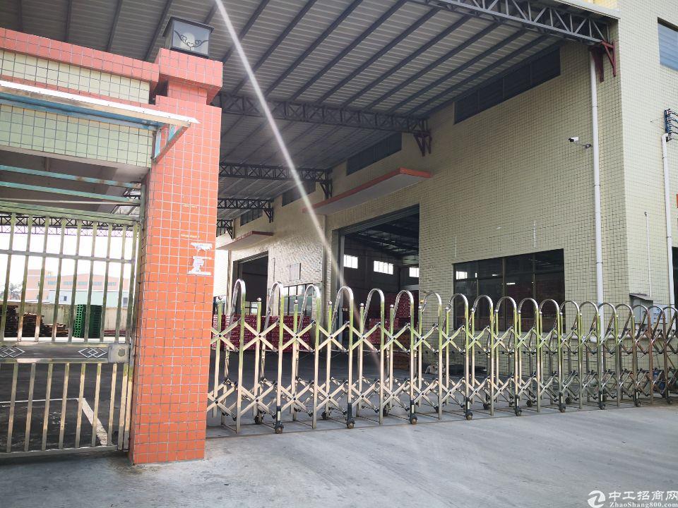 茶山镇单一层独院5123方招租