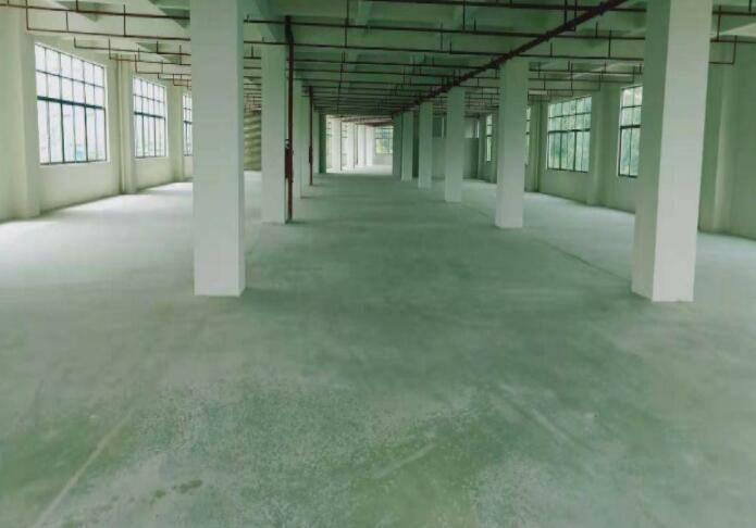 公明李松朗大型工业区新出楼上原房东红本2200平方可办环评