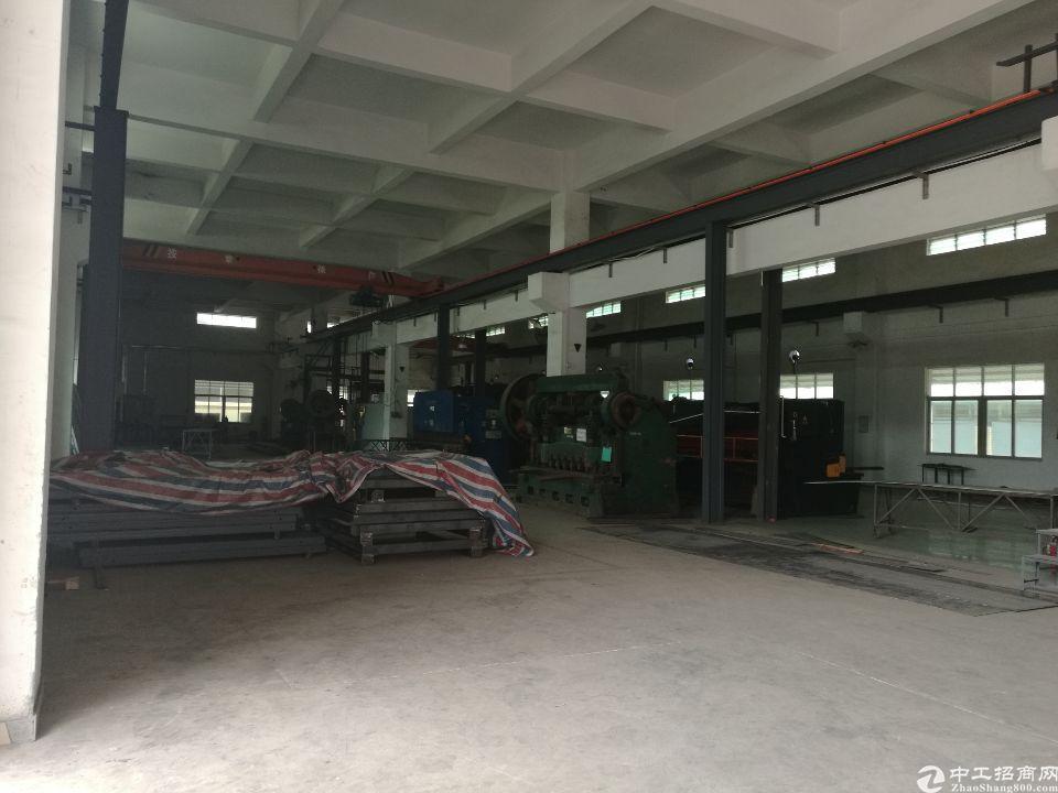 茶山镇独院标准厂房分租一楼650平方