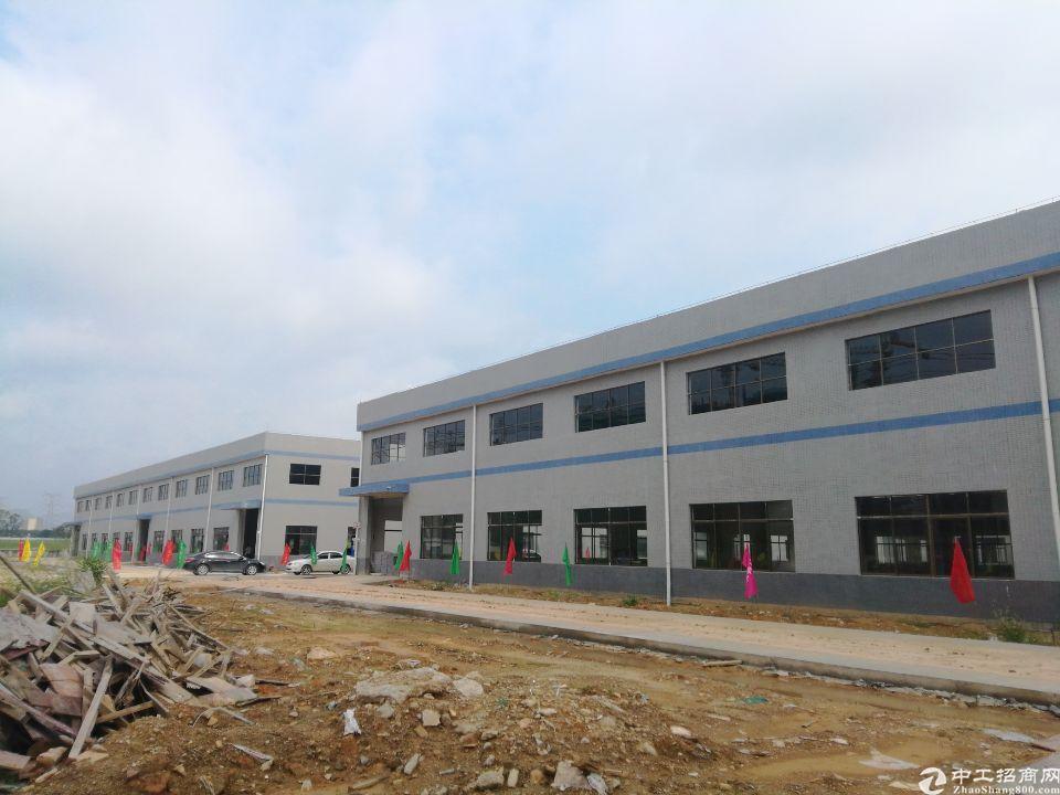 惠州大亚湾原房东红本独院标准钢结构厂房19000平米招租