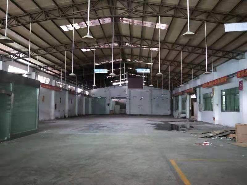 :茶山镇面积原房东:厂房面积:1400平-图2