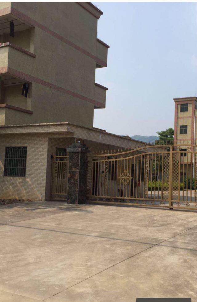 惠州市福田出售占地13275m²(19.5亩)厂房