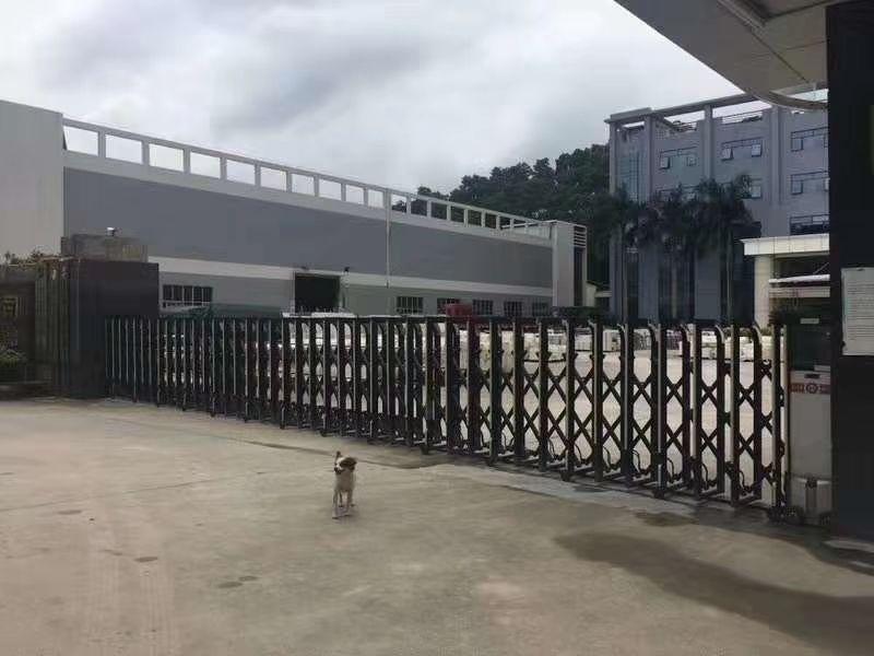 观澜原房东独门独院钢构厂房出租,滴水10米