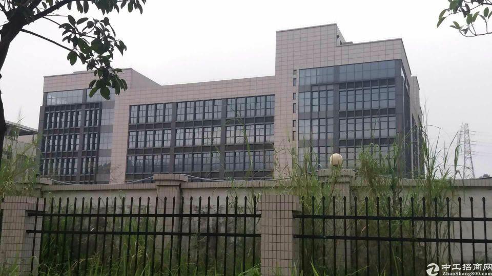 东莞占地20412㎡建筑20000㎡国有双证厂房出售