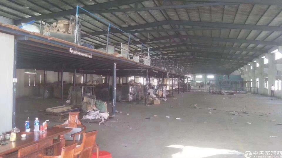东莞塘厦与凤岗交界处新出标准物流,仓库,重工业厂房6000平