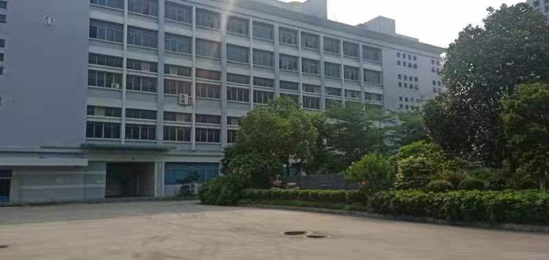 黄埔文冲信华路楼上2281方标准厂房招租