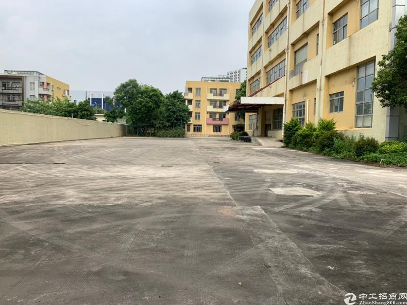 长安锦厦新出园林绿化独院厂房16000平,可分租