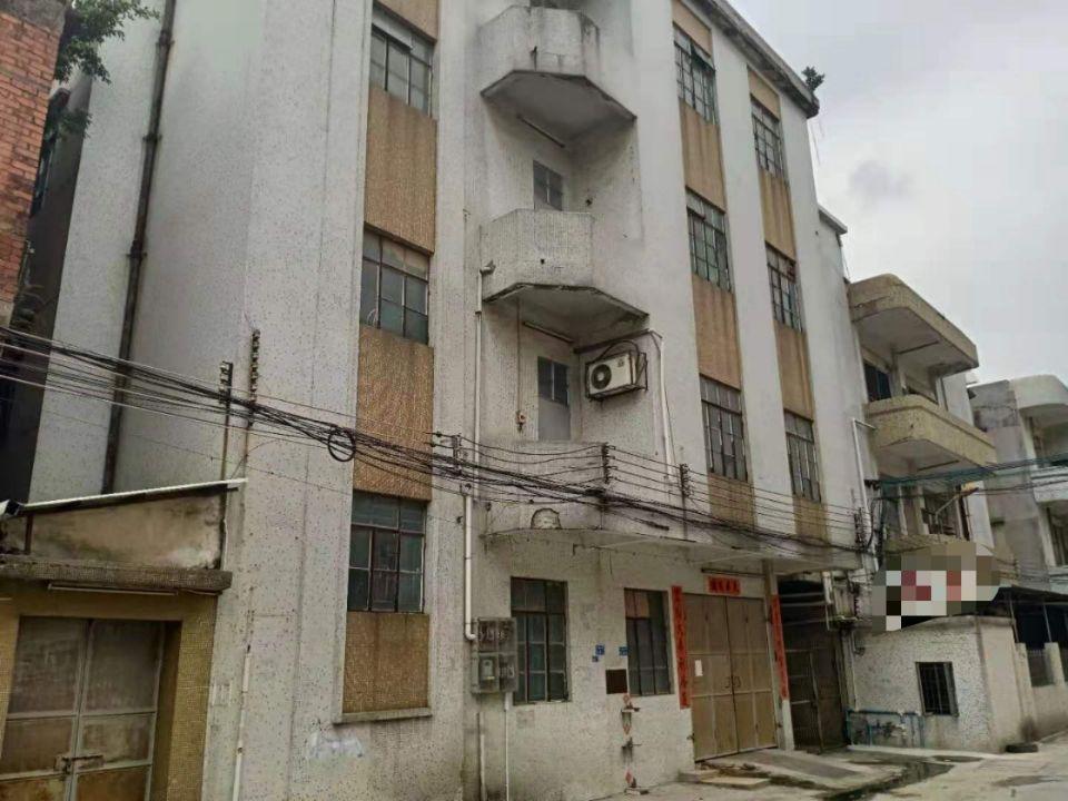 茶山镇原房东厂房四层 面积: