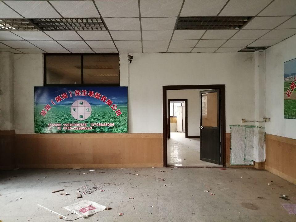 深圳平湖白泥坑二楼仓库出租