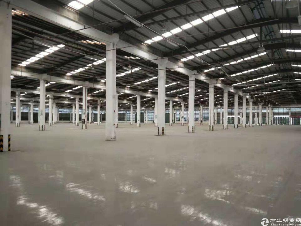 桥头镇10米高全新单一层厂房出租,空地大,可以做物流仓库等等