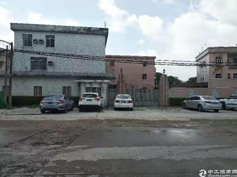 茶山镇增埗村原房东独门独院厂房招租